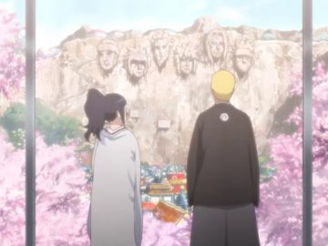 Who does Naruto marry