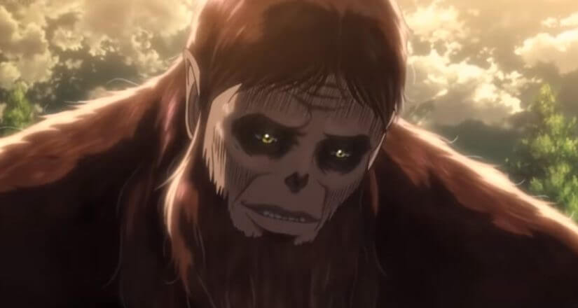 Attack on Titan Who is the beast titan