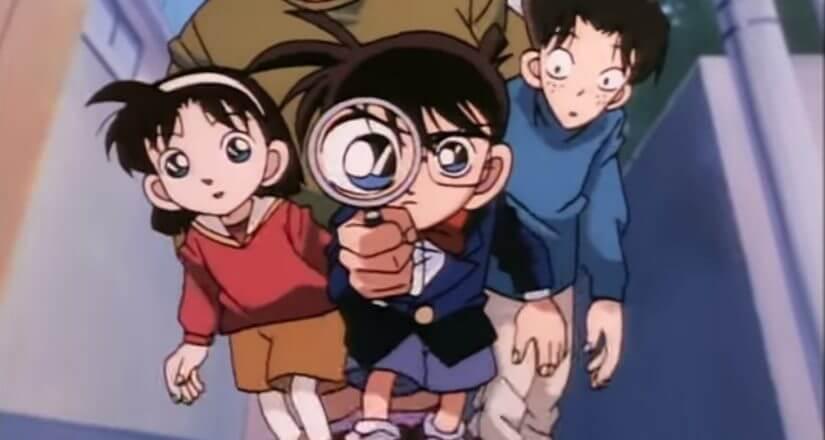 Detective Conan Case Closed