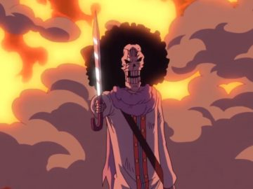 How tall is Brook One Piece