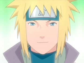 What Episode Does Naruto Meet His Father?